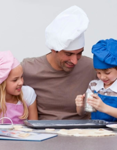 cocinando con papá cooklovers castellon
