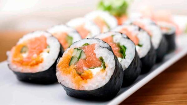 sushi para niños cook lovers gasma castellon