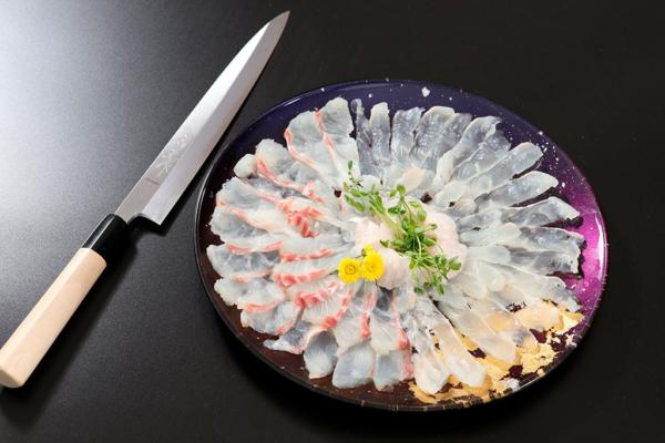 cocina japonesa en frío