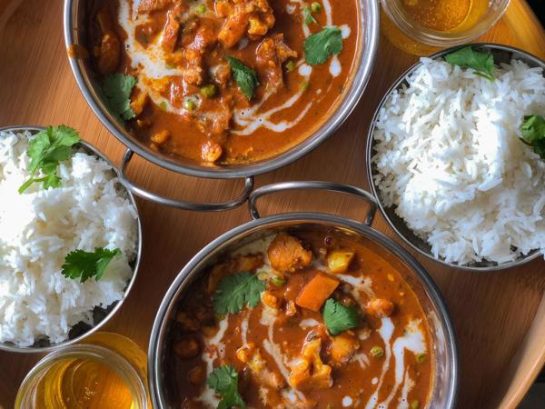 curso curry tandoori